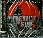 DEVIL'S GUN-SING FOR THE CHAOS-JAPAN CD E83