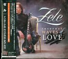 ZELE-INTERNAL WAVES OF LOVE-IMPORT CD WITH JAPAN OBI E51