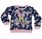 New Girls Disney Minnie Mouse Long Sleeve Shirt 12 months 5T FREE SHIPPING