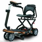 EV Rider Transport Folding Power Mobility Electric Travel Scooter Copper