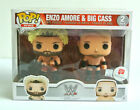 Funko Pop WWE Enzo Amore and Big Cass NEW Walgreens Exclusive 2 Pack