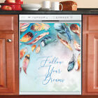 Country Kitchen Dishwasher Magnet Follow Your Dreams Native Design