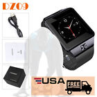 US DZ09 Blue tooth Smart Watch SIM Card Camera TF slot for Android IOS Phone