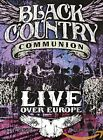 Black Country Communion Live Over Europe [DVD] [2011][Region 2]