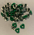 Heart 316 Craft Eyelets-50 Pcs-scrapbooking Stamping Card Making Embellishment