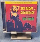 Beat Angels : Red Badge of Discourage (1997 EPIPHANY RECORDS) FACTORY SEALED!!!!