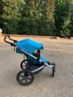 Thule Active Kids Urban Glide Jogging Stroller Blue