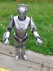 DR WHO CYBERMAN 12TALL POSEABLE ARTICULATED ACTION FIGURE COLLECTIBLE TOY