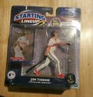 2001 STARTING LINEUP2 SLU JIM THOME CLEVELAND INDIANS Figure Ships Free 24 hrs