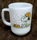 I HATE IT WHEN IT SNOWS ON MY FRENCH TOAST HOCKING 10 301 SNOOPY SCHULTZ MUG CUP