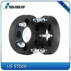 2X 125 5x45 5x55 1 2 Adapter Wheel Spacers For 1991 1994 Mazda Navajo