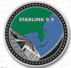 SPACEX STARLINK 09 FALCON 9 LAUNCHED MISSION PATCH FIRST 60 IN ORBIT