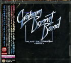 GRAHAM BONNET BAND-LIVE IN TOKYO 2017-JAPAN CD+DVD I98