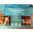 NEW ROLLING STONES 42 YEAS AGO + sample board + T-shirt(XL size) TARANTURA #Ke