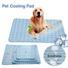 Pet Cooling Mat Non Toxic Cool Pad Pet Bed For Summer Dog Cat Puppy S M L XL