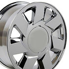17 Chrome Wheel SET Fits Cadillac DTS ATS STS CTS DeVille 17x75