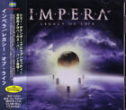 IMPERA Legacy Of Life + 1 JAPAN CD Toto Alfonzetti Radioactive Tommy Denander