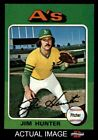 Catfish Hunter Cards, Rookie Card and Autographed Memorabilia Guide 7