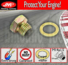 Mag Oil Drain Plug- Triumph Tiger 955 i Spoked wheel - 2003