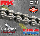 RK Plain Steel  RX-Ring  Drive Chain 520 P - 102 L for Goes