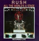 Rush - All The Worlds A Stage - UK CD album