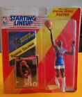 1992 Kenner Starting Lineup Derrick Coleman Figure***New Jersey Nets***