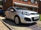 KIA RIO 12 38000 miles very low 2013 FSH delivery can be arranged