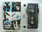 U2 ~ Achtung Baby – Cassette Tape 1991 TESTED WORKS One Even Better Mysterious