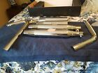 Harley davidson Haritage factory takeoffs exhaust pipes Harfx1746 1868