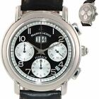 Maurice Lacroix Masterpiece Flyback Date Calendar Chronograph Steel MP6098 Watch