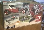 Revell Vintage 1/8 Scale Kit 86-2617 Big T By Monogram 3 In 1