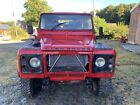 LARGER PHOTOS: Land Rover defender td5 90 project