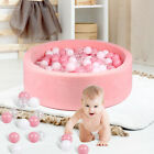 Soft Kids Playpen Play Tent Baby Ocean Balls Pool Pit Home Toy US Gift Children