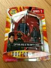 Doctor Who CAPTAIN JACK  THE EMPTY CHILD Series One Action Figure BNIB
