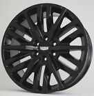 22 Black Escalade Wheels 2019 Platinum Premium 2018 GMC Sierra Yukon Denali NEW