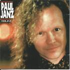 Paul Janz Trust CD 1992 Attic Records oop rare  with  Wind Me Up