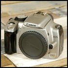 NICE CLEAN Silver Canon EOS 350D Digital SLR Camera + charger battery CF Card