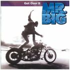 MR BIG-GET OVER IT (UK IMPORT) CD NEW