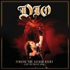 Dio, Finding the Sacred Heart: Live in Philly 1986, 2CD Black Sabbath Rainbow.