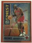 1995-96 Topps Finest Basketball Cards 15