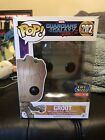 Funko Pop! Marvel Guardians Of The Galaxy Vol. 2 Groot 10 Inch Target Exclusive