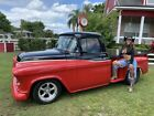 1956 Chevrolet Other Pickups 1956 Chevrolet 3100 Pro Street Blown 800 HP Big Block Air Conditioning