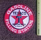 TEXACO GASOLINE ADVERTISING GAS OIL COLLECTORS PATCH