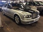 LARGER PHOTOS: 2000 BENTLEY ARNAGE 6.8 RED LABEL - 69K MILES, SUNROOF, LEATHER, STUNNING