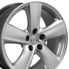 18 Rims Fit Lexus Toyota LS460 Style Hyper Silver Wheels 74196 SET