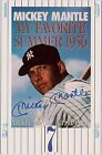 Mickey Mantle Cards, Rookie Cards and Memorabilia Buying Guide 41
