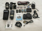 Canon EOS 5D Mark I MKI 1 Classic Camera with Lots of Extras included