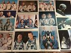 LOT OF 39 Astronaut NASA Photos Gemini Apollo Signed Autograph