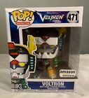VOLTRON FUNKO AMAZON EXCLUSIVE #471 GREAT SHAPE BRAND NEW FAST SHIPPING**