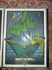 Built to Spill poster print s n Brad Klausen AP 2009 signed numbered